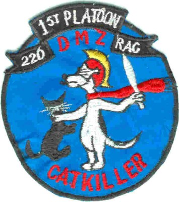 1st Platoon, 220th RAC