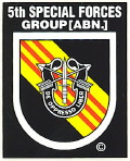 5th Special Forces Group, Vietnam