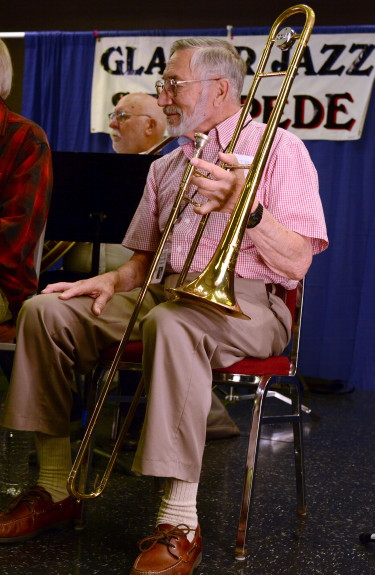 Gary L. Clark, Jazz musician, deceased 2 September 2013