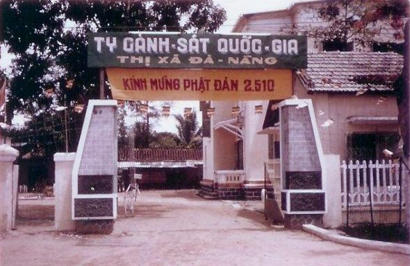 Prison next to 9 Gia Long