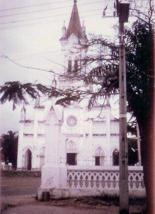 Catholic church Da Nang