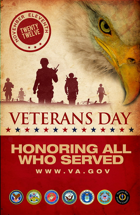 2012 Department of Veterans Affairs Poster