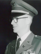 CW2 Donovan E. Behny, 1965–66, Aircraft maintenance Tech