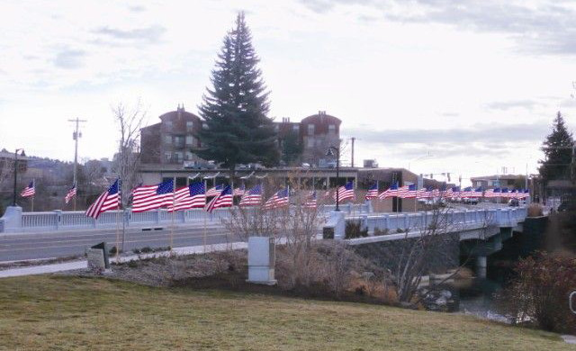 Flag Day, Bend, Oregon