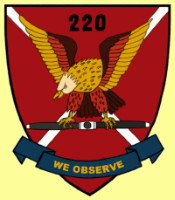 220th Aviation Company patch