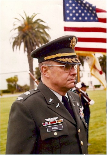 Colonel John A. G. Klose, deceased 2006