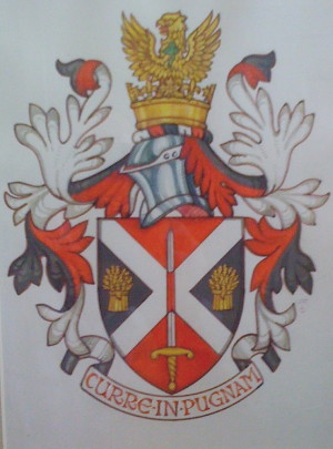 Curry Coat Of Arms