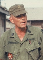 1SG H. G. Epling, Catkiller First Sergeant, 1968-69