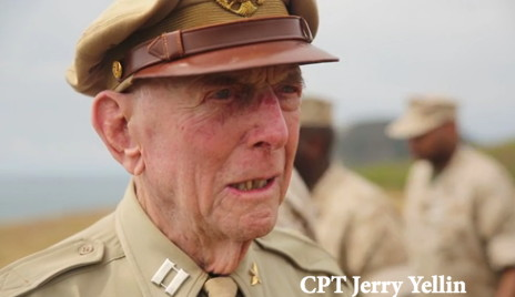 CPT Jerry Yellin, WWII P-51 pilot