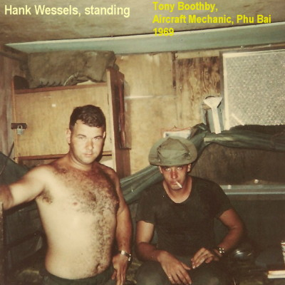 Hank Henry Wessels, Copperas Cove, Texas, photo Jim Turnbow
