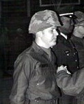 WO Helmut Kucinskas receiving an award