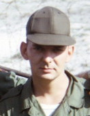 SP4 James F. Lovell, 231st Signal Det, 1965