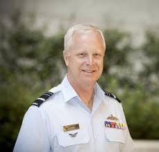 Australian Air Marshal Mark Donald Binskin, Vice Chief of the Defence Force