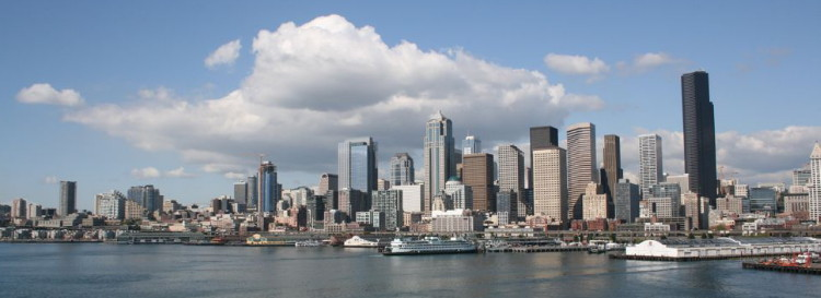 photo of Seattle and vicinity