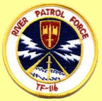 Naval Task Force 116 patch