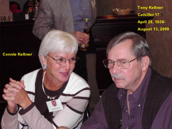 Connie and Tony Keltner, Huntsville, Alabama
