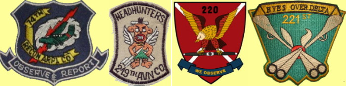 Aviation Company patches