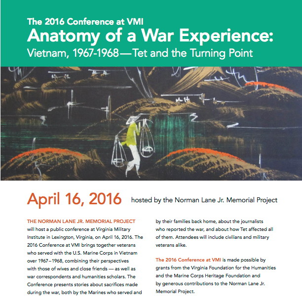 VMI conference info
