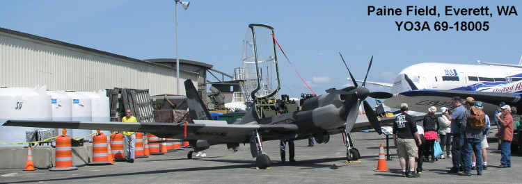 Karl Grote photo, YO3A 18005 at The Everett Paine Field Aviation Day Open House